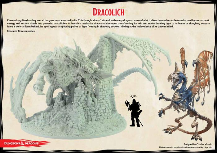 Dungeons & Dragons Neverwinter Dracolich