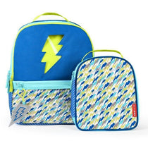 Skip Hop Forget Me Not Backpack And Lunch Bag Set Lightning - Cubox Australia
