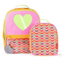 Skip Hop Forget Me Not Backpack And Lunch Bag Set Heart - Cubox Australia
