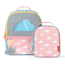 Skip Hop Forget Me Not Backpack And Lunch Bag Set Cloud - Cubox Australia