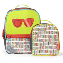 Skip Hop Forget Me Not Backpack And Lunch Bag Set Glasses - Cubox Australia