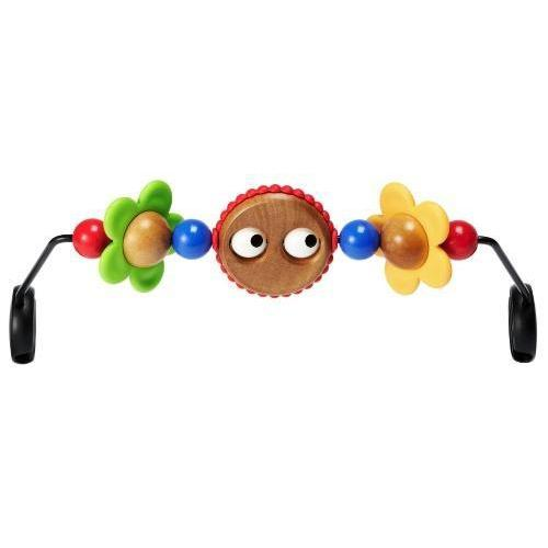 BabyBjorn Wooden Googly Eyes Toy For Balance Bouncer