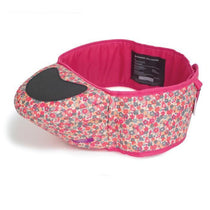 Hippychick Hipseat Child Carrier Liberty Print Pink and Red Floral - Cubox Australia