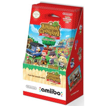 3DS Animal Crossing amiibo Cards New Leaf Display - Cubox Australia