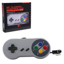 Wii SNES Style Controller - Cubox Australia