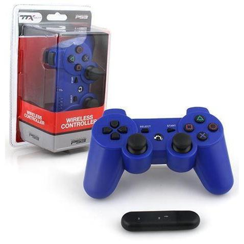 PS3 TTX Wireless Blue Controller