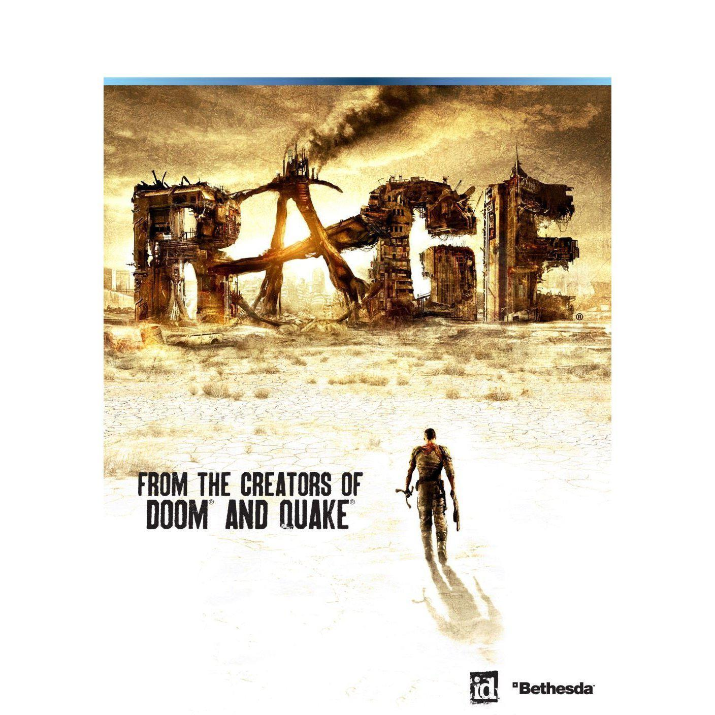 RAGE PC Steam Key