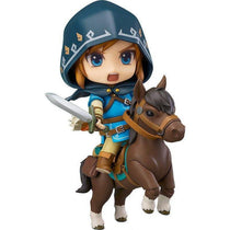 The Legend of Zelda Breath of the Wild Nendoroid Link Breath of the Wild Version DX Edition - Cubox Australia