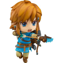 The Legend of Zelda Breath of the Wild Nendoroid Link Breath of the Wild Version - Cubox Australia