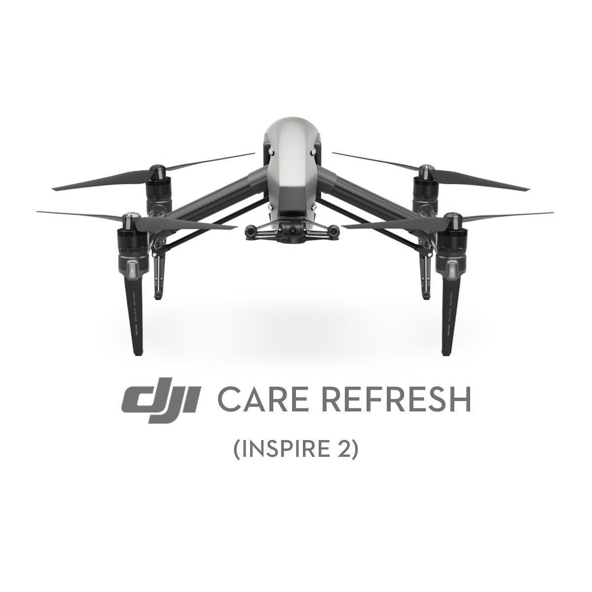 DJI Care Refresh (Inspire 2) Activation card