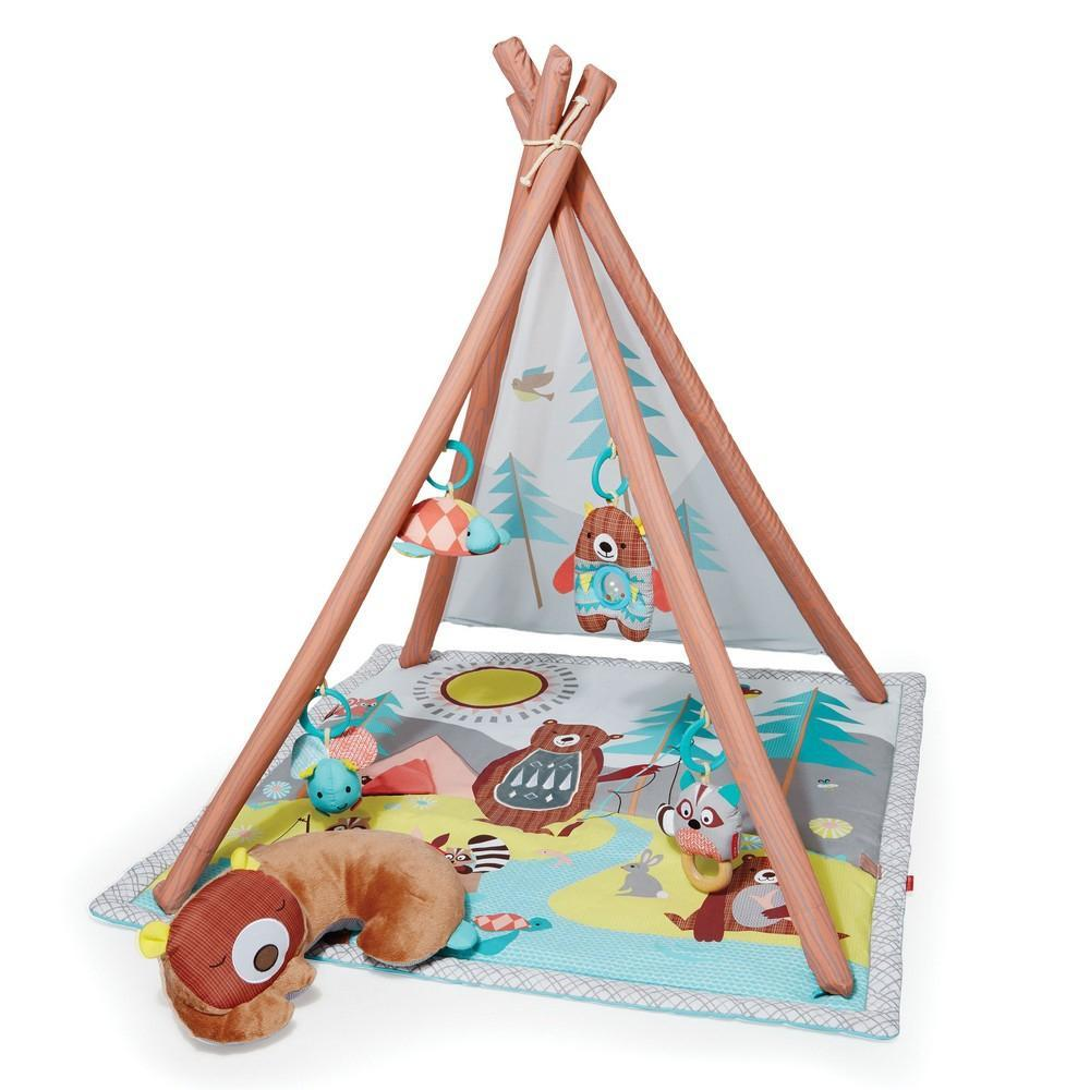 Skip Hop Baby Camping Cubs Activity Gym