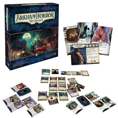 Arkham Horror: The Card Game - Cubox Australia