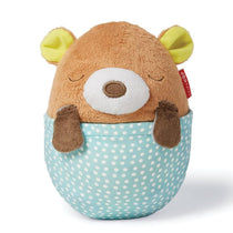Skip Hop Moonlight and Melodies Hug Me Projection Soother Bear - Cubox Australia