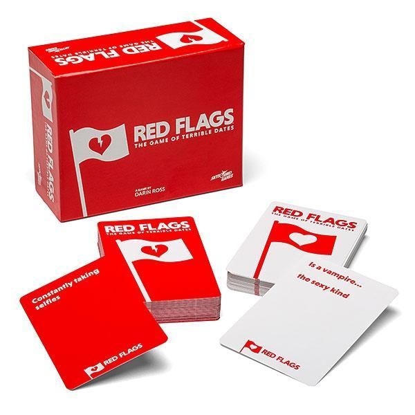 Red Flags - Card Game