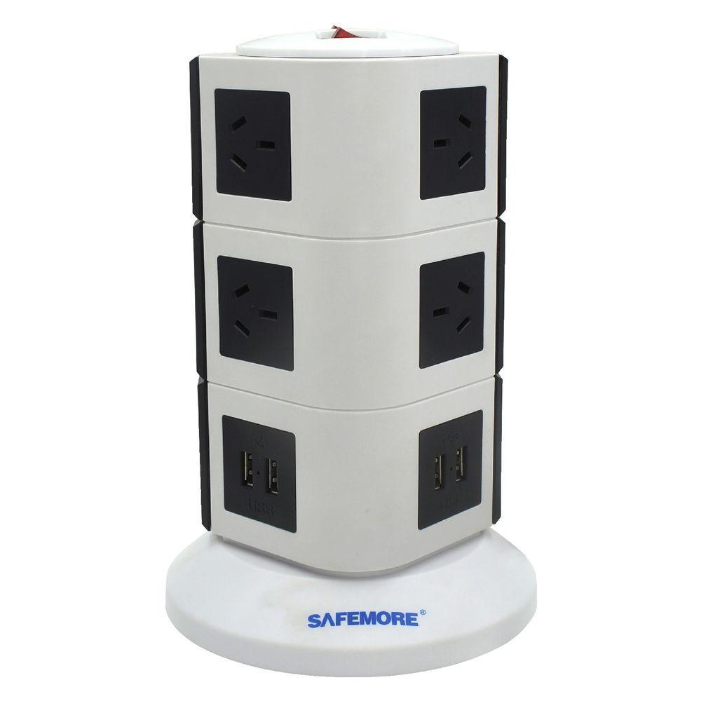 Safemore 3-Level Power Stacker Power Board