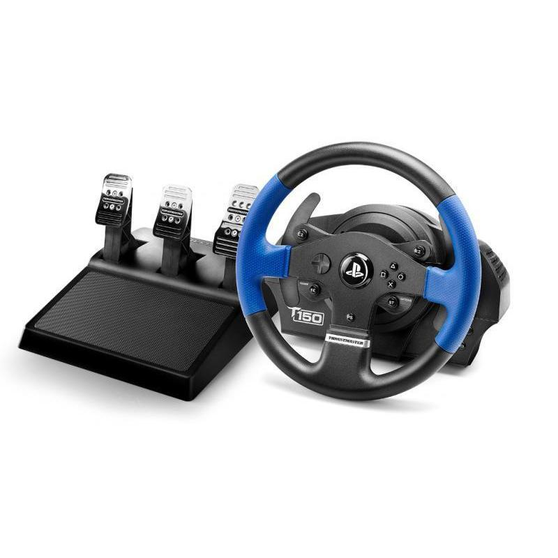 Thrustmaster T150 Pro Force Feedback Racing Wheel For PC, PS3 & PS4