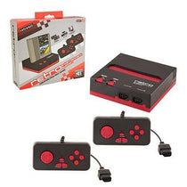 Retro-Bit NES Console 8-Bit Top Loader - Black/Red