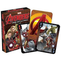 Marvel Avengers: Age of Ultron Playing Cards - Cubox Australia