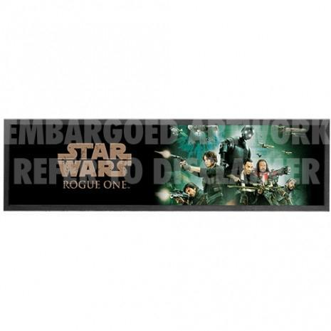 Star Wars Rogue One Bar Runner Rebel Alliance