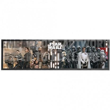 Star Wars Rogue One Bar Runner Characters