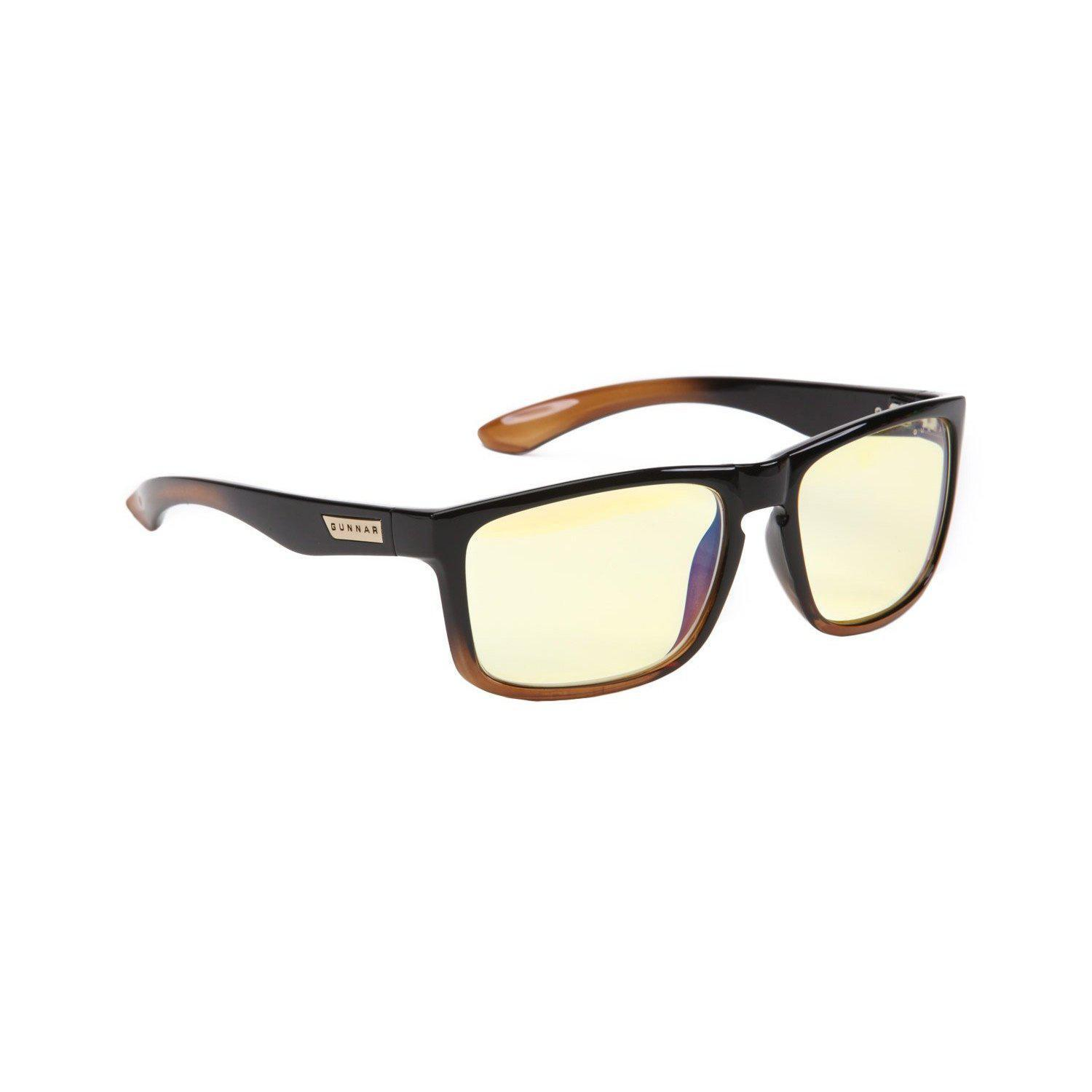 Gunnar Intercept 24K Amber Dark Ale Indoor Digital Eyewear