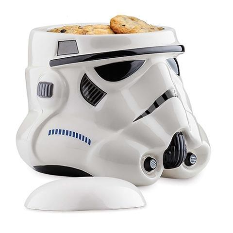 Star Wars Stormtrooper Cookie Jar - Cubox Australia