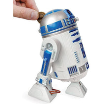 Star Wars R2D2 Talking Money Box - Cubox Australia