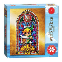 The Legend of Zelda Wind Waker No. 3 550 Piece Puzzle - Cubox Australia