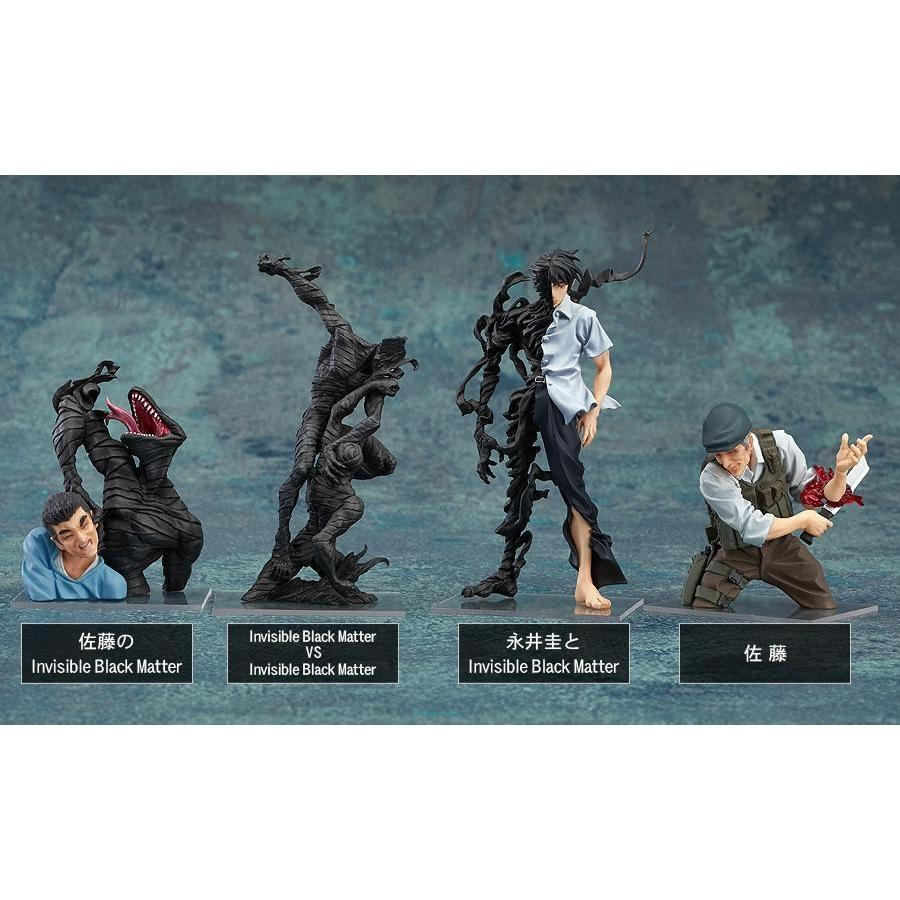 Ajin: Demi-Human Vignette Figure Collection - Cubox Australia
