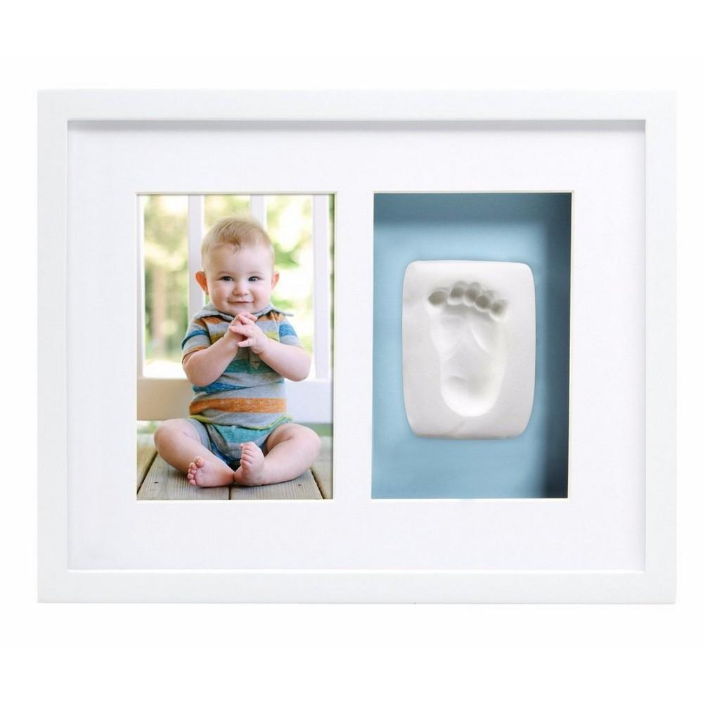 Pearhead Babyprints Wall Frame Small White