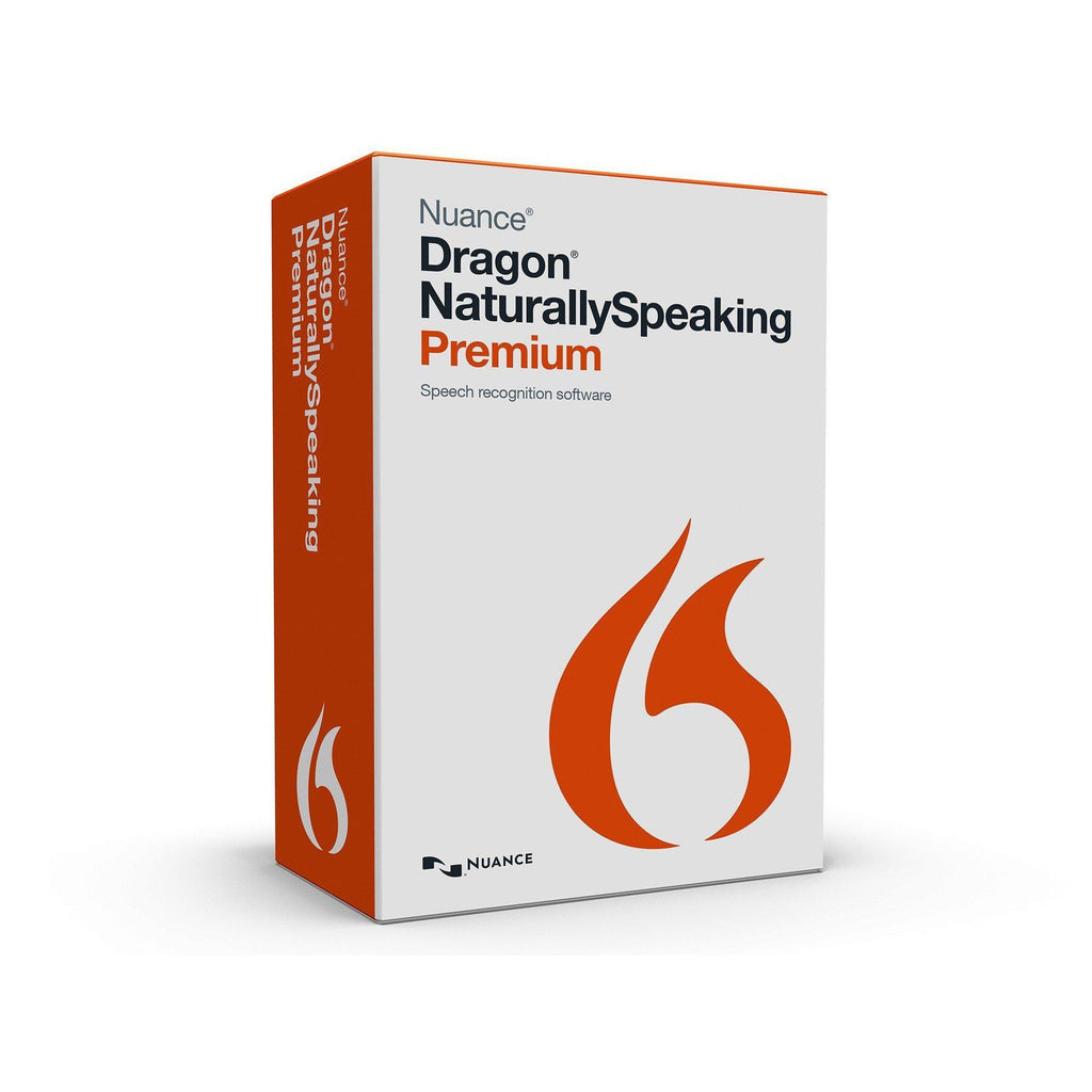Nuance Dragon NaturallySpeaking Premium 13 Commercial - 5 Users