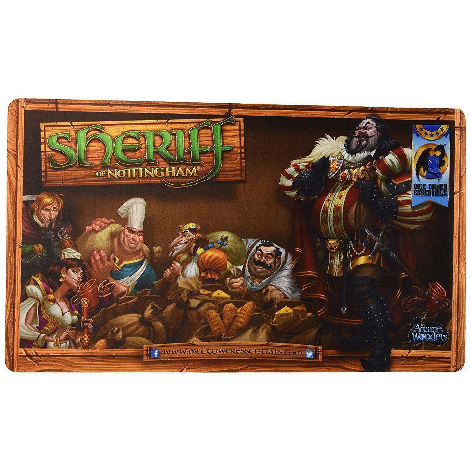 Sheriff of Nottingham Playmat-Cubox Australia