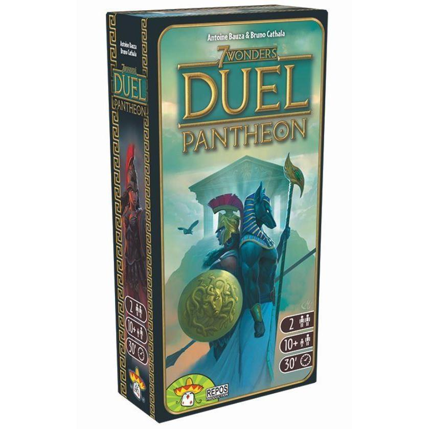 7 Wonders Duel Pantheon - Cubox Australia
