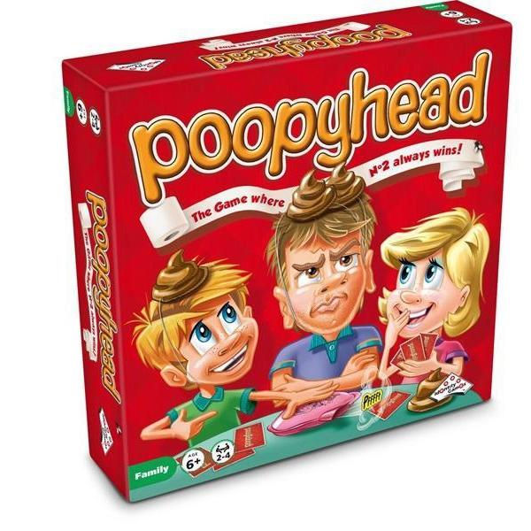 Poopyhead Board Game
