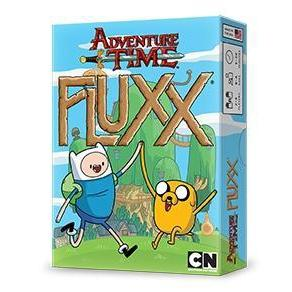 Adventure Time Fluxx Card Game - Cubox Australia