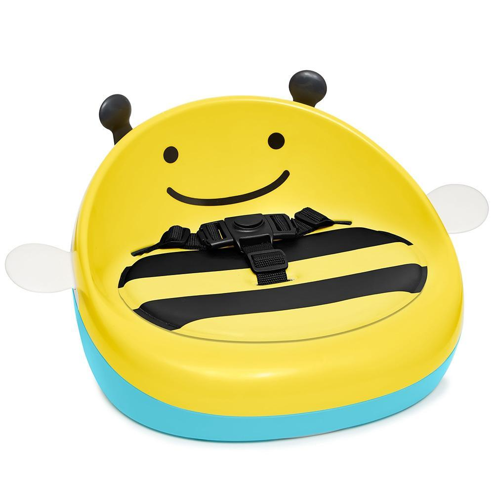 Skip Hop Zoo Booster Seat Bee