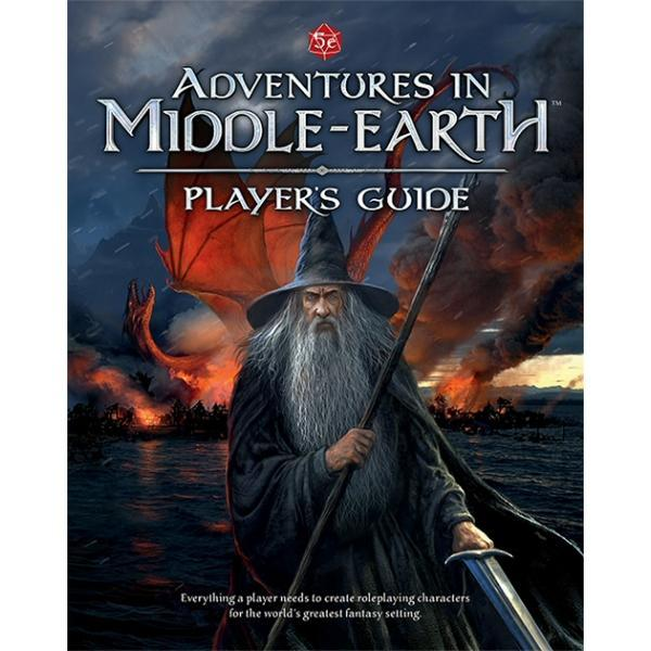 Adventures in Middle Earth RPG - Players Guide - Cubox Australia