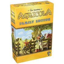 Agricola Family Edition Board Game - Cubox Australia