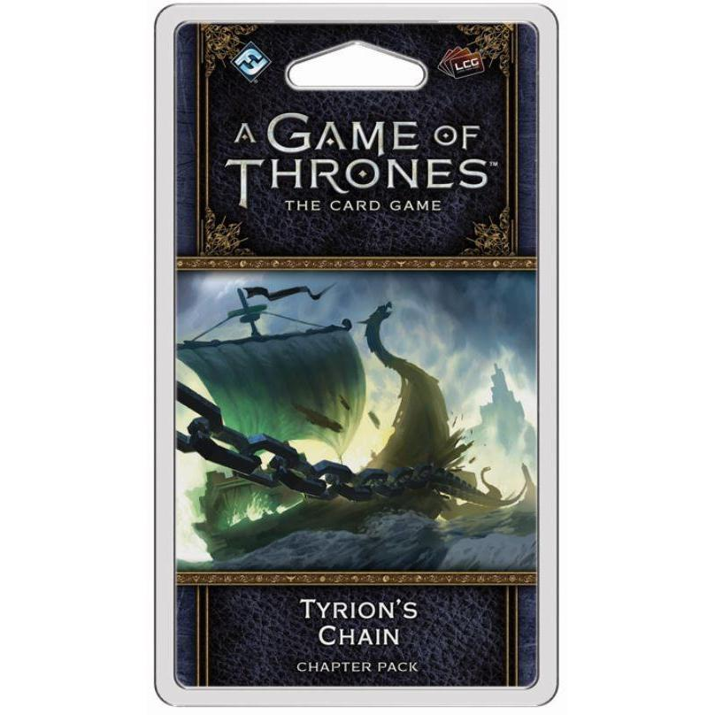 A Game of Thrones LCG 2nd Edition: Tyrion's Chain - Cubox Australia