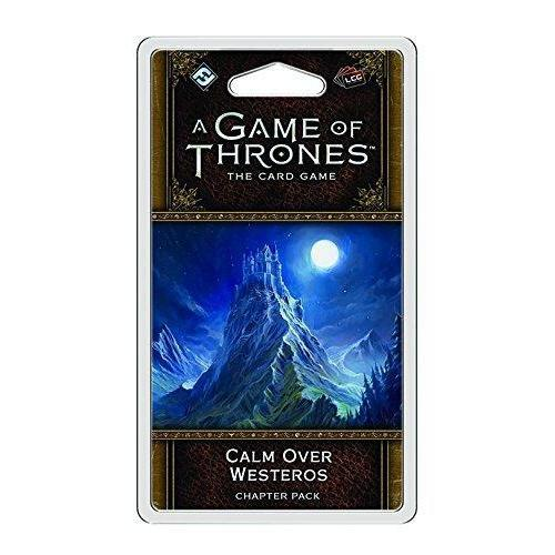 A Game of thrones LCG 2nd Edition Calm Over Westeros - Cubox Australia