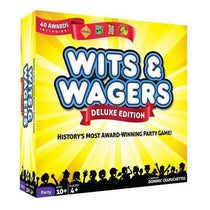 Wits & Wagers Deluxe Edition Board Game - Cubox Australia