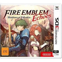 3DS Fire Emblem Echoes: Shadows of Valentia - Cubox Australia