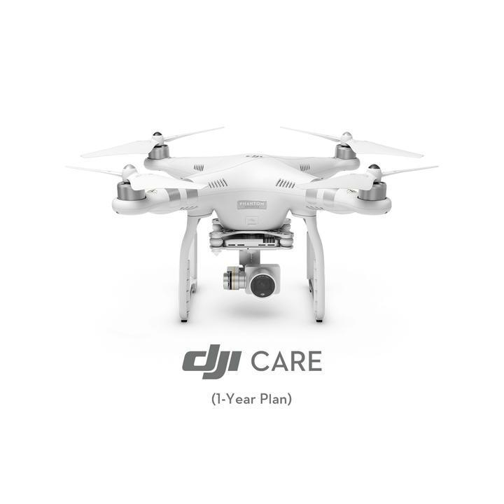 DJI Care Refresh for Phantom 4 Pro/Pro+ (1 Year)
