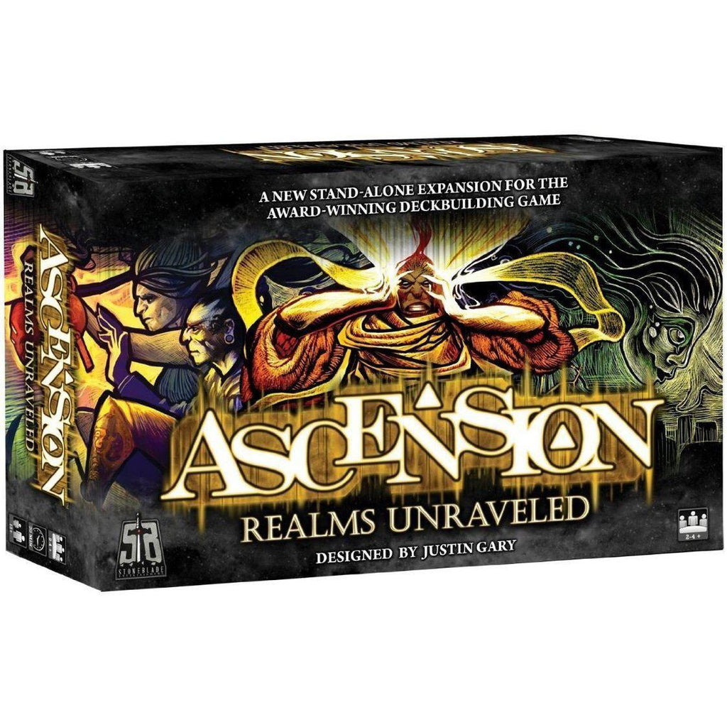 Ascension: Realms Unraveled -  7th Set Card Game - Cubox Australia