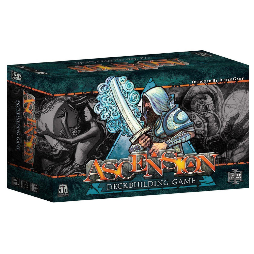 Ascension Deckbuilding Game 3rd Edition - Core Set Card Game - Cubox Australia