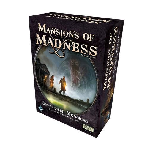 Mansions of Madness Second Edition: Suppressed Memories Expansion