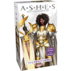 Ashes: Rise of the Phoenixborn - The Law of Lions - Card Game Deluxe Expansion - Cubox Australia