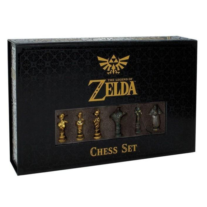 The Legend of Zelda Collector's Edition Chess - Cubox Australia