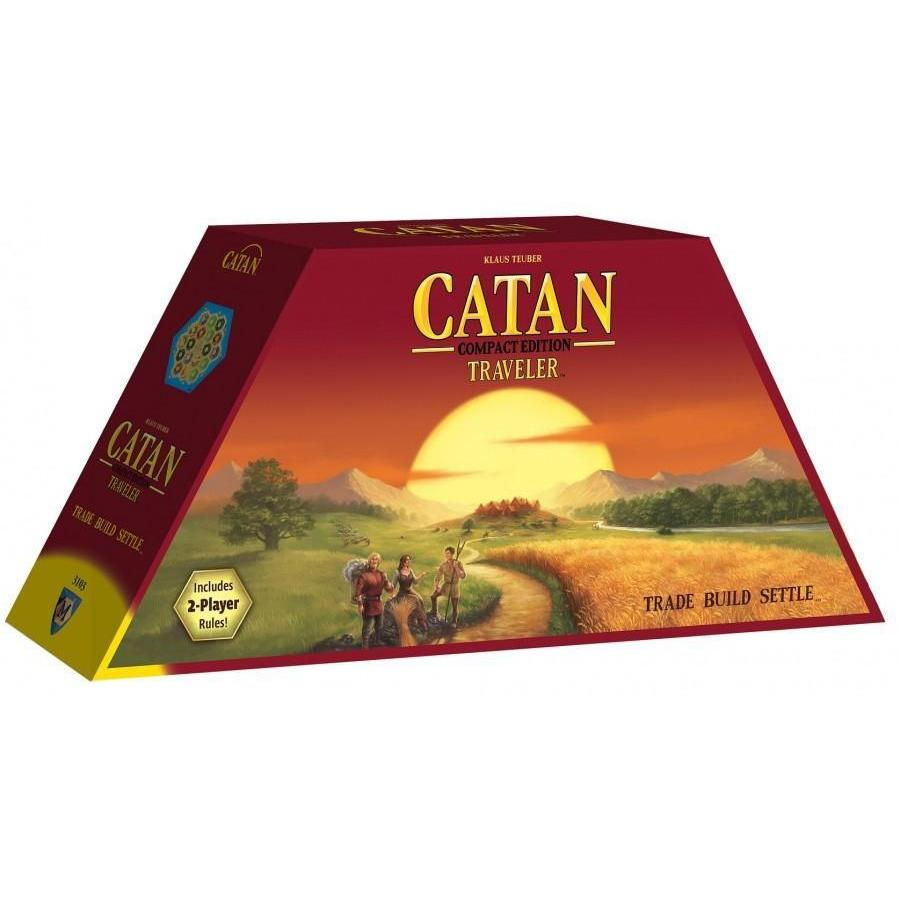 Catan Traveler Edition - Cubox Australia