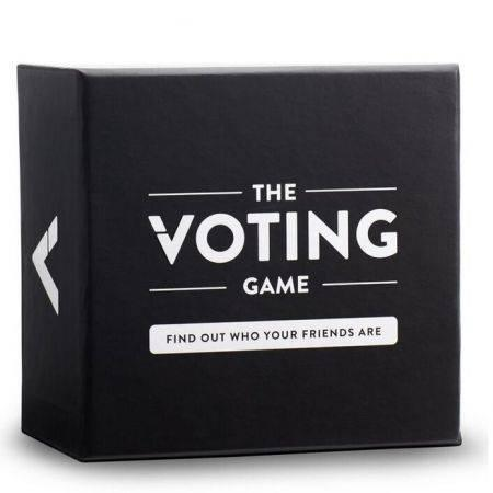 The Voting Game - Party Card Game - Cubox Australia